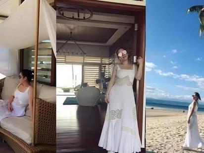 Ang sosyal naman! Jinkee Pacquiao gushes about her postcard-perfect staycation in Sarangani