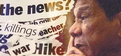 Duterte irresponsible on media killings comments