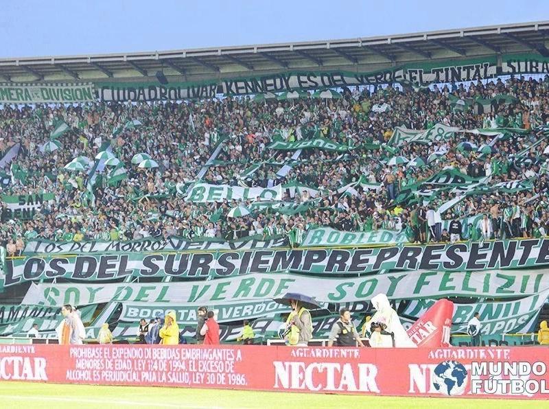 Pelea entre hinchas de Atlético Nacional dejó al menos siete heridos
