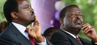 Mudavadi attacks Raila after Ababu Namwamba's exit from ODM