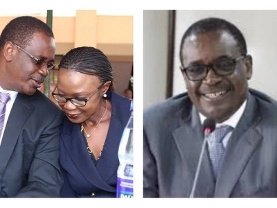 Kidero's wife exposes the type of a man he is at home