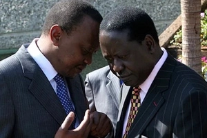 Uhuru Kenyatta gives Raila Odinga a DARING ultimatum ahead of the August polls