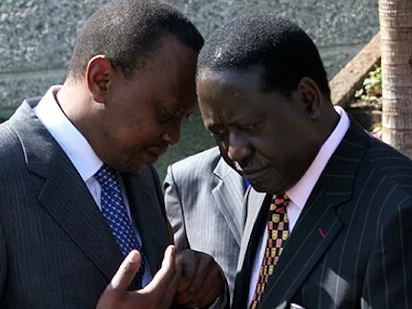 Uhuru and Raila expected to be in Bungoma county today. One campaigning and the other preaching boycott