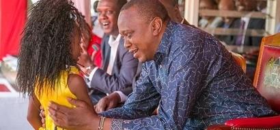 Uhuru karibu atoroke baada ya nyoka kupatikana kwa KITI