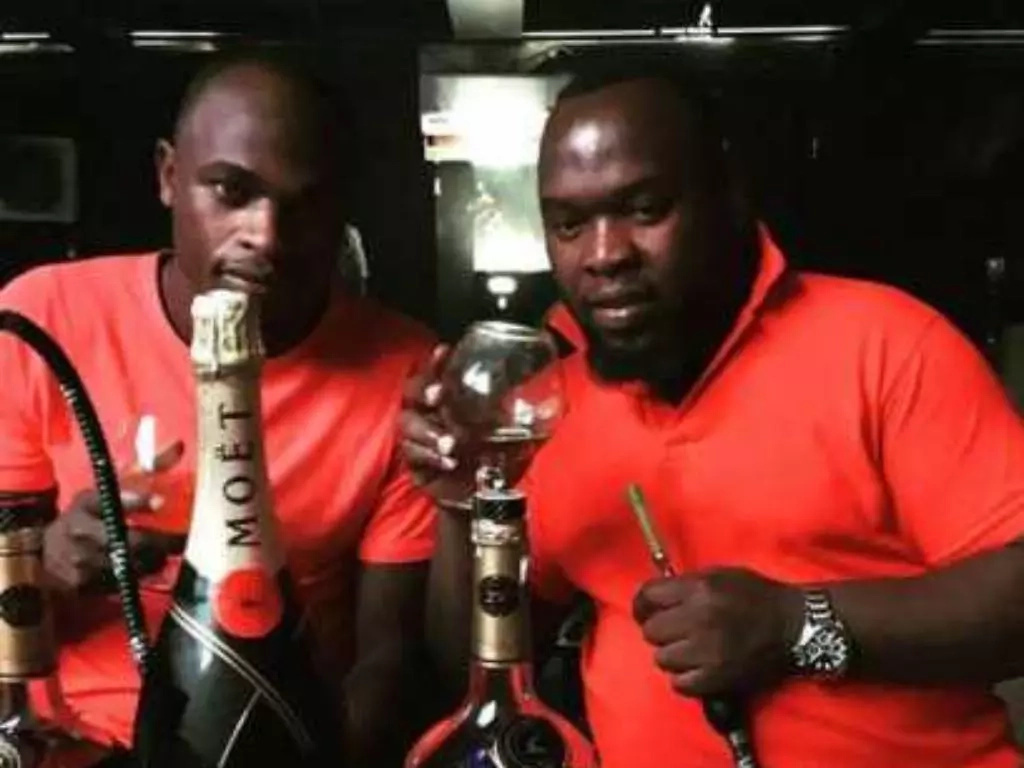 Dennis Oliech was once earning over KSh 100 million