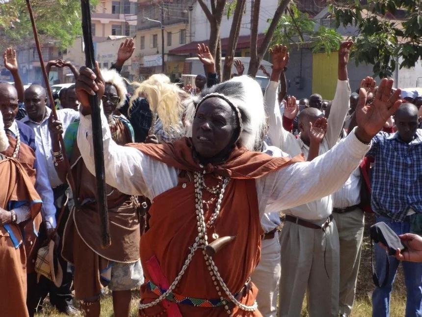 Sio Jambo la kawaida kuwapoteza magavana 2 kwa mwaka mmoja-Wazee kutoka Nyeri wadai