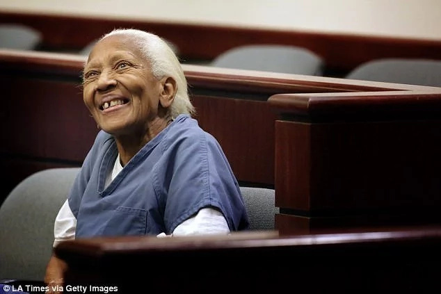 Notorious jewel thief, 87, who stole over Ksh 200 million worth of jewelry pleads guilty, escapes jail