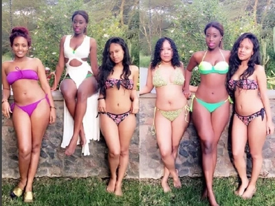 Compare: Eric Omondi's wife verses his SEXY LAWYER,who is hotter? (Photos)