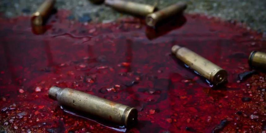 Hombre asesinó a su esposa frente a sus hijos