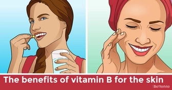 The benefits of vitamin B for the skin