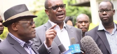 Evans Kidero hits back at Uhuru over NASA funding claim
