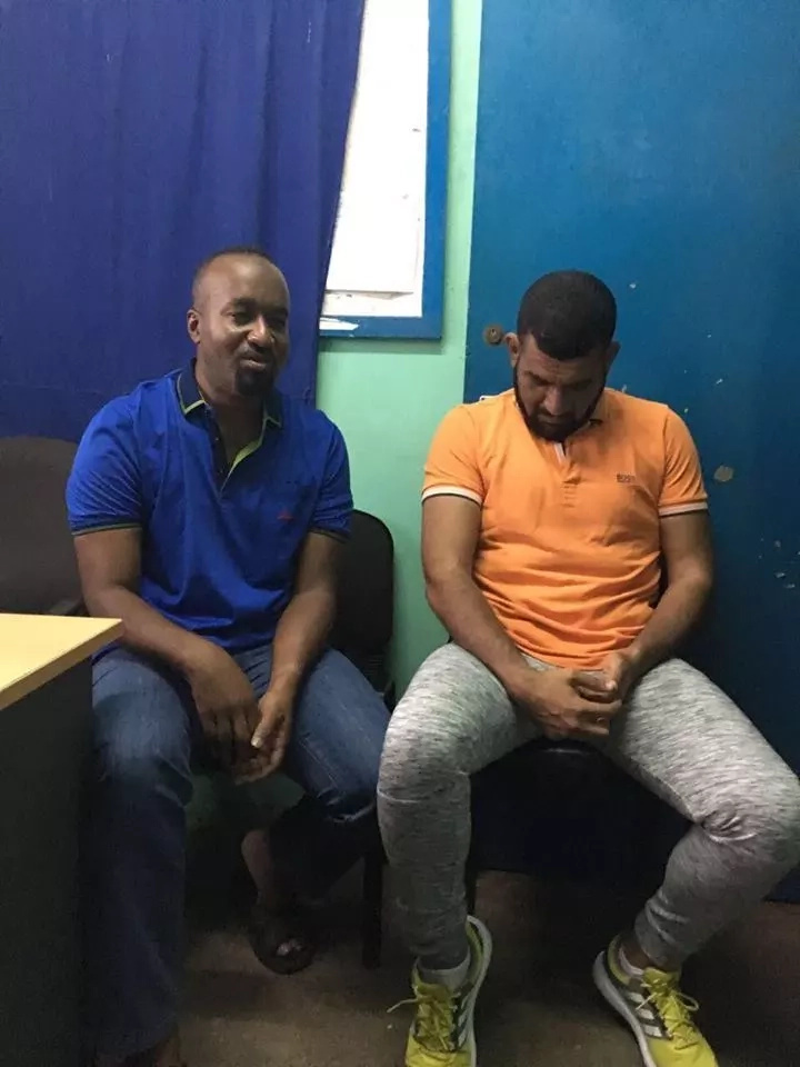 Police raid gunshop owned by Joho friend