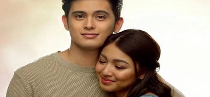 May forever! Charming Nadine says heartthrob James Reid completes her life