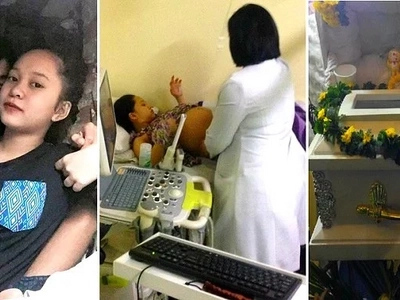 This grieving Filipina mom shared how she lost her baby despite doing her best to save his life: 'Ikaw na lang sana ang kulang anak'