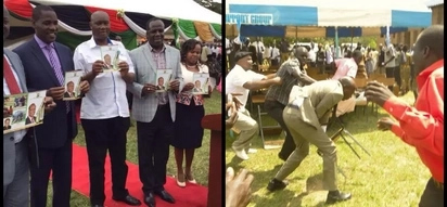 """Case against ODM governor who """"broke"""" Jubilee supporter's leg gets complicated"""