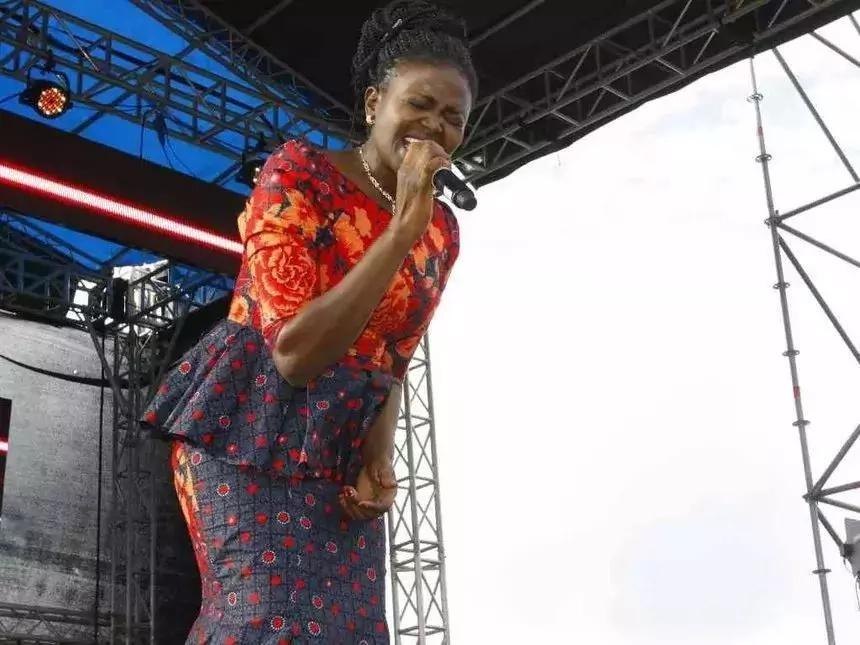 Aliyekuwa mumewe Eunice Njeri ana 'TOTO' jipya