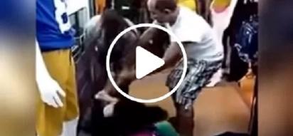 Bumeast mode na! Pinay legal wife mauls poor mistress to near death