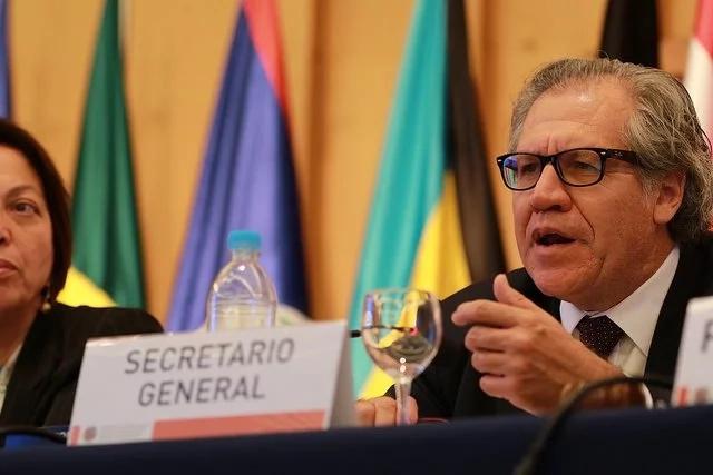 OEA hace llamado para acabar con la pobreza en América