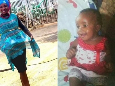 Kenyan woman moves the world with her emotional tribute to Baby Pendo