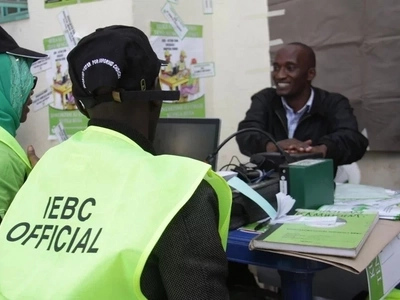 IEBC confirms the staggering number of Kenyan voters sharing ID numbers amid rigging claims