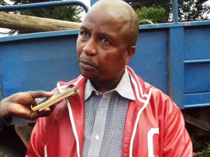 Peter Kagathi, Mbunge wa bunge la kaunti la Baringo, amefariki