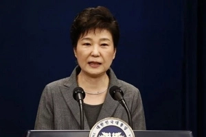 South Korean President removed from power after another explosive political scandal
