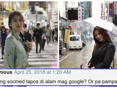 Nag-yayabang daw? Netizen tells Alex Gonzaga to use google