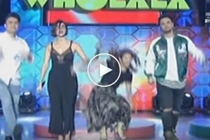 That moment when Karylle accidentally slips while dancing in Showtime