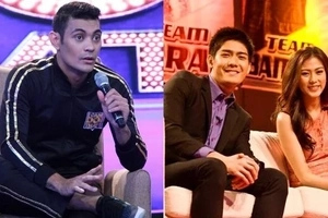 Is Gab Valenciano not okay with 'I Can Do That' hosts Alex Gonzaga and Robi Domingo?