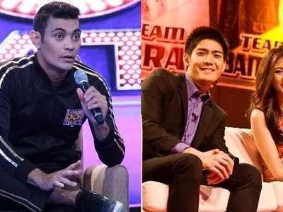 Alex Gonzaga is not pleased with Gab Valenciano's 'I Can Do That' post – now look what he did to it!