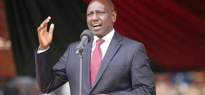 Kitendo cha Naibu wa Rais William Ruto kinachozungumziwa mitandaoni