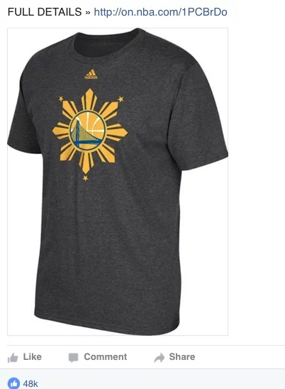Golden State Warriors hold Filipino Heritage Night
