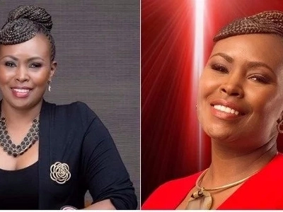 Caroline Mutoko shows off a fat, expensive-looking ring, is she seeing someone?