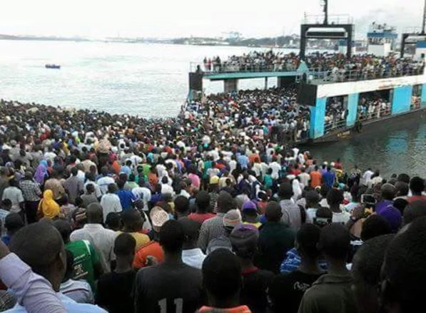 Mombasa to separate men from women at Likoni ferry channel
