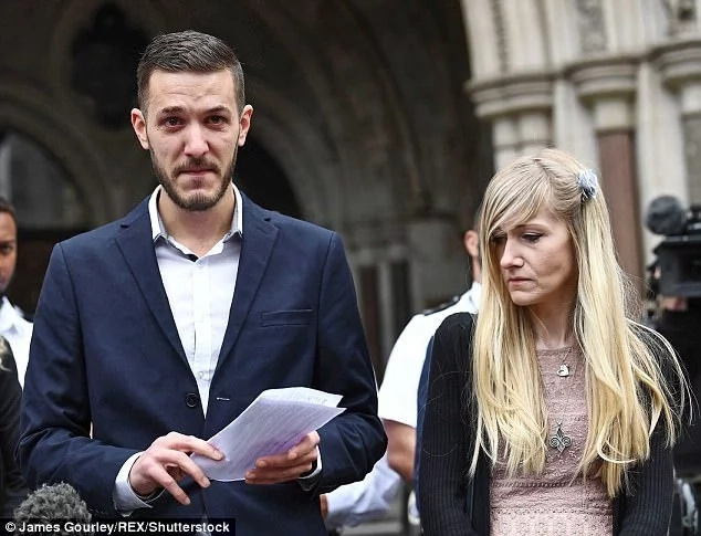 Rest in peace! Charlie Gard's parents finally let go of their little boy after 9 months of tearful court battles