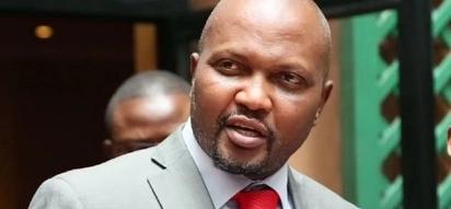 Kikuyu musician who released anti-Kamba song sings in praise of Moses Kuria