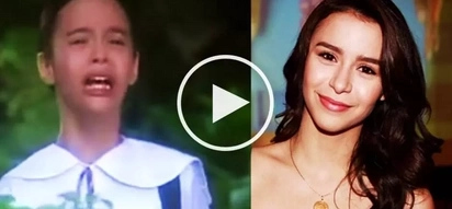 Throwback video of Yassi Pressman playing younger version of Kristine Hermosa's character wows netizens