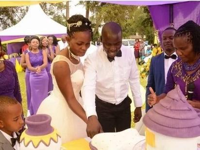 'Hadi kifo kitakapotutenganisha' Picha za kusisimua za wanahabari wa NTV wakiasi rasmi ukapera (picha)