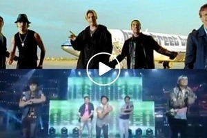 This dance video of Hashtags owning the Showtime dancefloor reminds us of the iconic Backstreet Boys. Everybody, yeah-ey!
