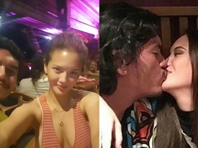 What you see is what you get! Ellen Adarna gives hints on relationship with Baste Duterte