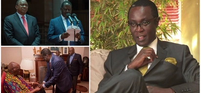 Raila has no plan and is completely lost - Mutahi Ngunyi