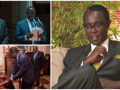 Raila's dynasty project will not help him beat Ruto - Mutahi Ngunyi