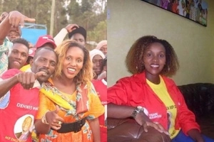 Beautiful Nairobi Jubilee aspirant arrested