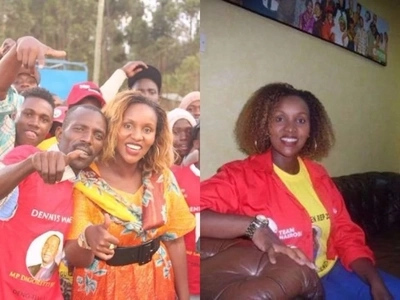 Female Jubilee aspirant ARRESTED after Shebesh victory