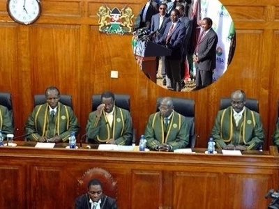 Supreme Court sends stern warning to Uhuru, Raila and IEBC ahead of NASA petition hearing