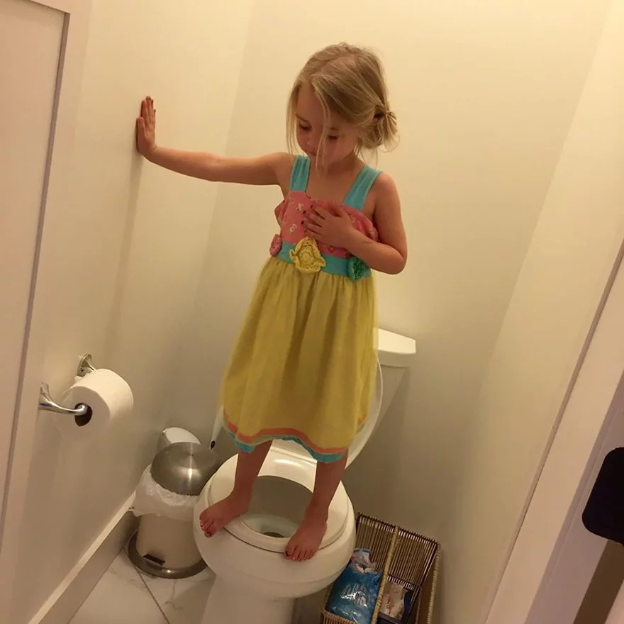 "The frightening truth behind a Michigan mom's ""funny"" photo of her daughter"