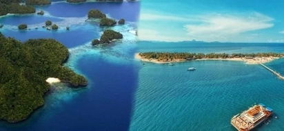 Mali history prof natin? New research shows PH has whopping 7,641 islands! High tide or low tide?