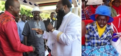Prophet Owuor's prophesy on the August elections days after resurrecting a woman in West Pokot