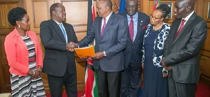 Uhuru orders Matiang'i to set supplementary exams for students who missed 2017 KCPE