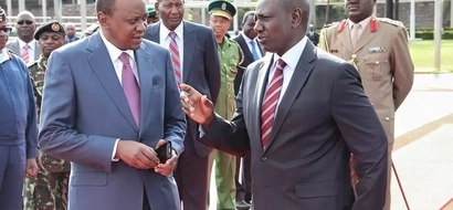 CONFIRMED: Uhuru's 2017 Political Vehicle Takes Off With  Ruto Party To Be Dissolved